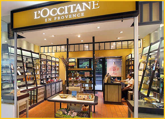 Bamboo Spa by L'OCCITANE Shop